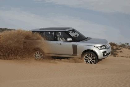 2013 Land Rover Range Rover - Morocco 90