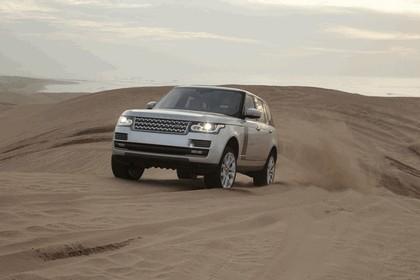 2013 Land Rover Range Rover - Morocco 92