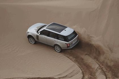 2013 Land Rover Range Rover - Morocco 93