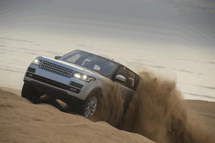 2013 Land Rover Range Rover - Morocco 94