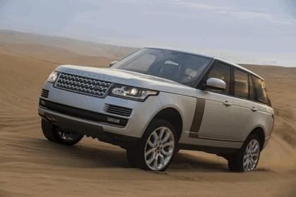 2013 Land Rover Range Rover - Morocco 95