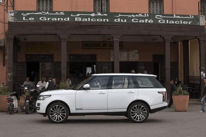 2013 Land Rover Range Rover - Morocco 96
