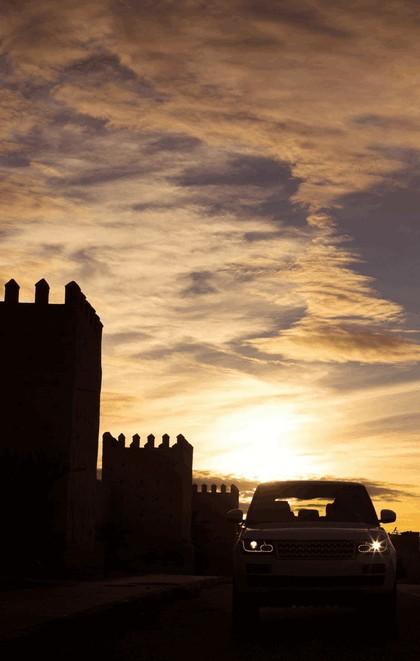 2013 Land Rover Range Rover - Morocco 98