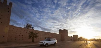 2013 Land Rover Range Rover - Morocco 101