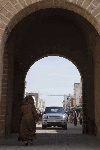 2013 Land Rover Range Rover - Morocco 102