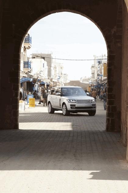 2013 Land Rover Range Rover - Morocco 103