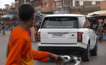 2013 Land Rover Range Rover - Morocco 106