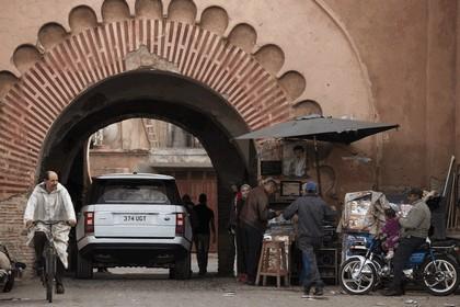 2013 Land Rover Range Rover - Morocco 112