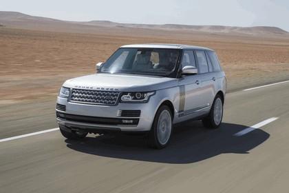 2013 Land Rover Range Rover - Morocco 116