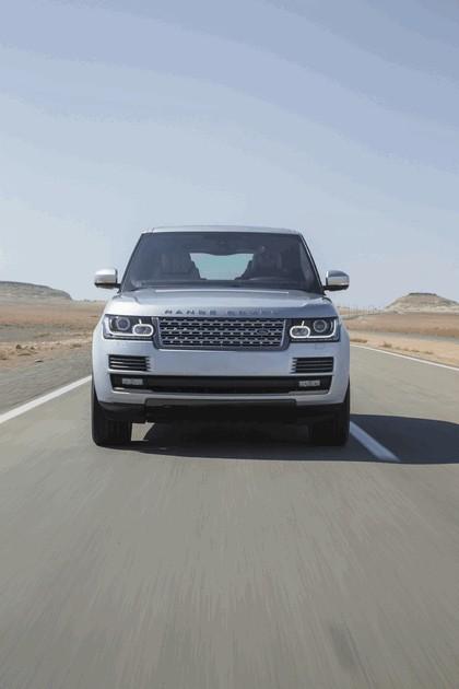 2013 Land Rover Range Rover - Morocco 117