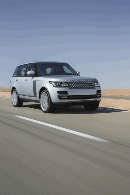 2013 Land Rover Range Rover - Morocco 120