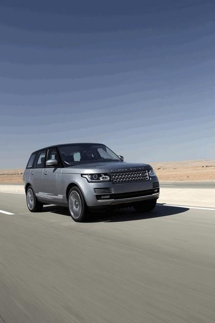 2013 Land Rover Range Rover - Morocco 121