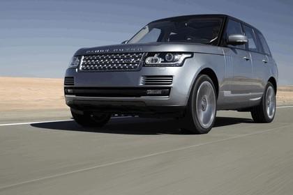 2013 Land Rover Range Rover - Morocco 123