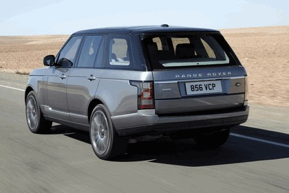 2013 Land Rover Range Rover - Morocco 126