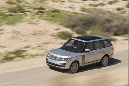 2013 Land Rover Range Rover - Morocco 128