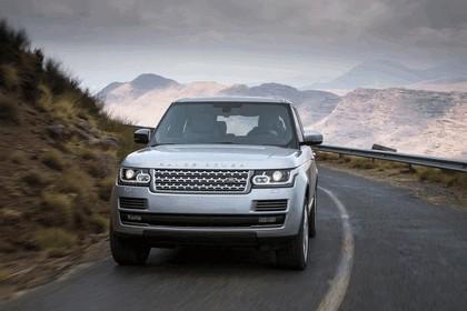 2013 Land Rover Range Rover - Morocco 129