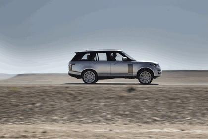 2013 Land Rover Range Rover - Morocco 130