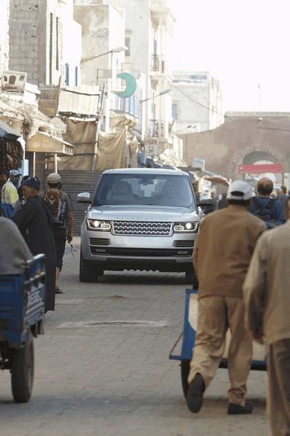 2013 Land Rover Range Rover - Morocco 131