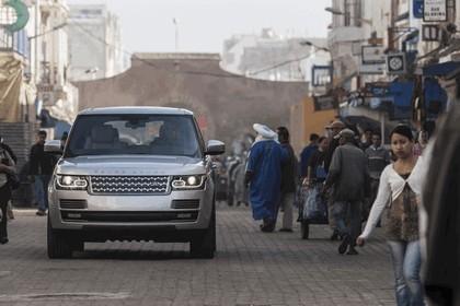 2013 Land Rover Range Rover - Morocco 132