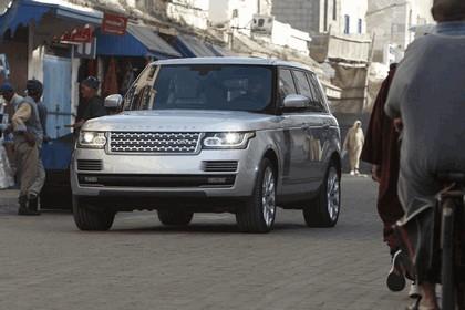 2013 Land Rover Range Rover - Morocco 136
