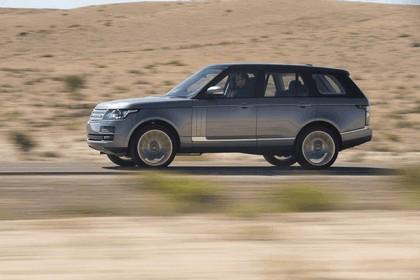 2013 Land Rover Range Rover - Morocco 140
