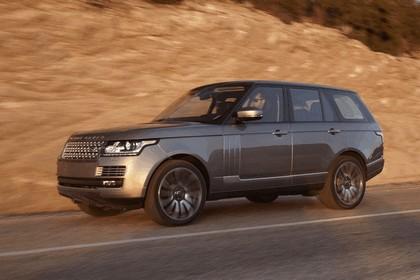 2013 Land Rover Range Rover - Morocco 141