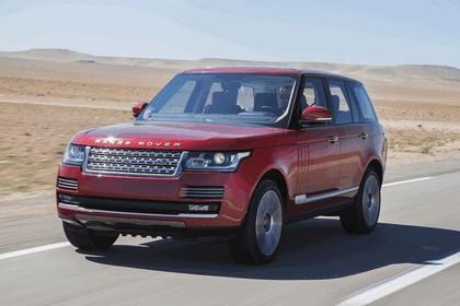 2013 Land Rover Range Rover - Morocco 143