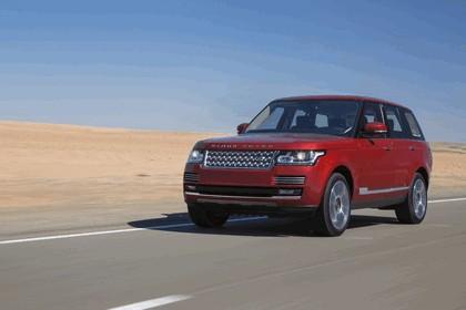 2013 Land Rover Range Rover - Morocco 144