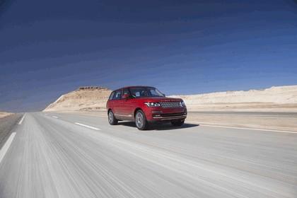 2013 Land Rover Range Rover - Morocco 145
