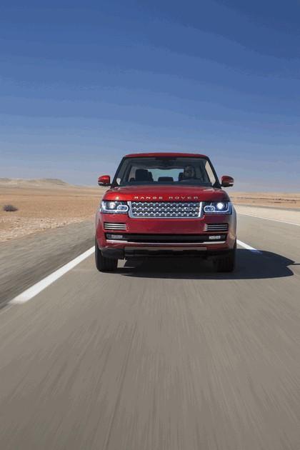 2013 Land Rover Range Rover - Morocco 146