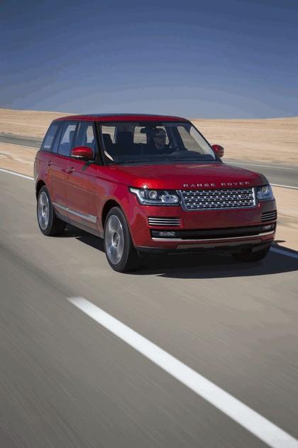 2013 Land Rover Range Rover - Morocco 147
