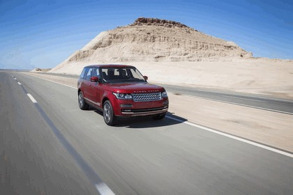 2013 Land Rover Range Rover - Morocco 148