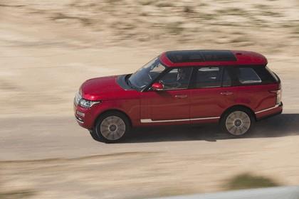 2013 Land Rover Range Rover - Morocco 150