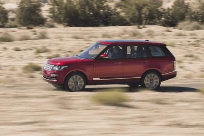 2013 Land Rover Range Rover - Morocco 151