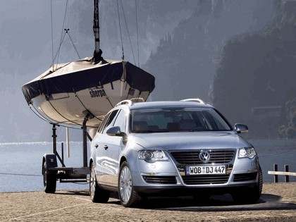 2006 Volkswagen Passat Variant V6 FSI 4MOTION 10