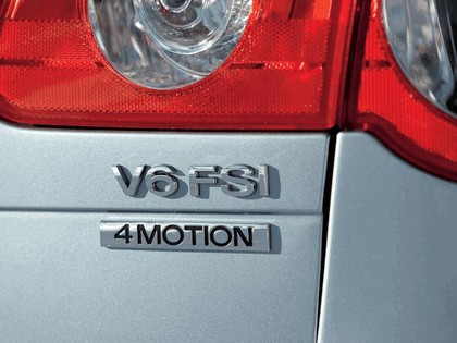 2006 Volkswagen Passat Variant V6 FSI 4MOTION 49
