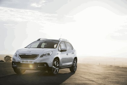 2013 Peugeot 2008 8