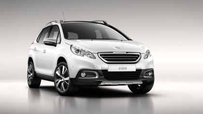 2013 Peugeot 2008 1
