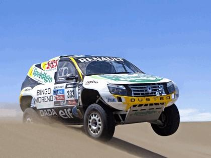 2013 Renault Duster Dakar 2