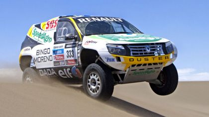 2013 Renault Duster Dakar 7