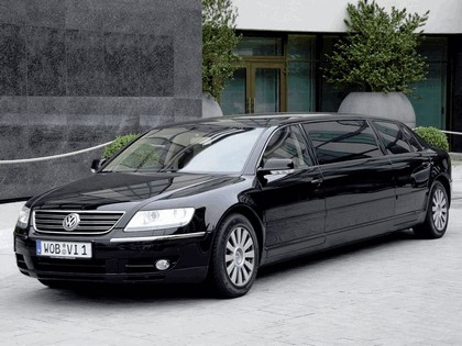 2006 Volkswagen Phaeton Lounge Individual 1