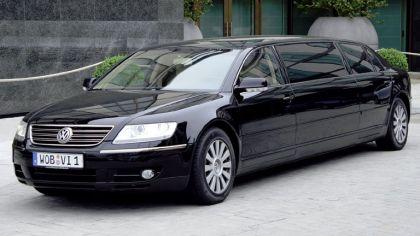 2006 Volkswagen Phaeton Lounge Individual 9