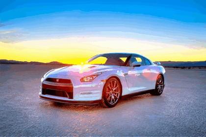 2013 Nissan GT-R ( R35 ) - USA version 17