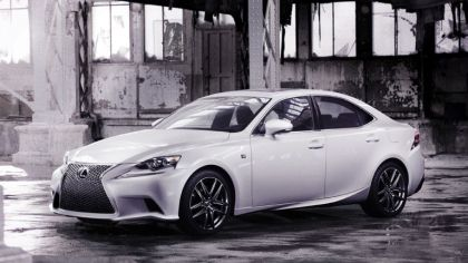2013 Lexus IS 350 F-Sport 3