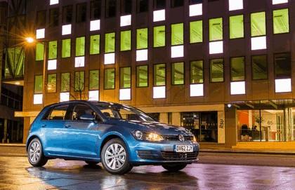 2012 Volkswagen Golf ( VII ) TDI BlueMotion - UK version 1