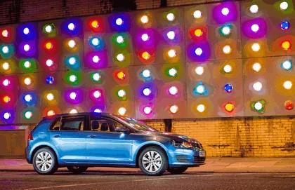 2012 Volkswagen Golf ( VII ) TDI BlueMotion - UK version 2