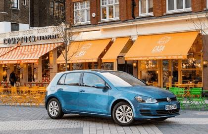 2012 Volkswagen Golf ( VII ) TDI BlueMotion - UK version 4