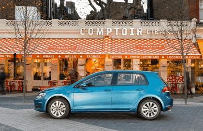 2012 Volkswagen Golf ( VII ) TDI BlueMotion - UK version 5