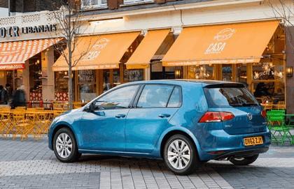2012 Volkswagen Golf ( VII ) TDI BlueMotion - UK version 6