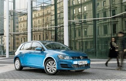 2012 Volkswagen Golf ( VII ) TDI BlueMotion - UK version 10